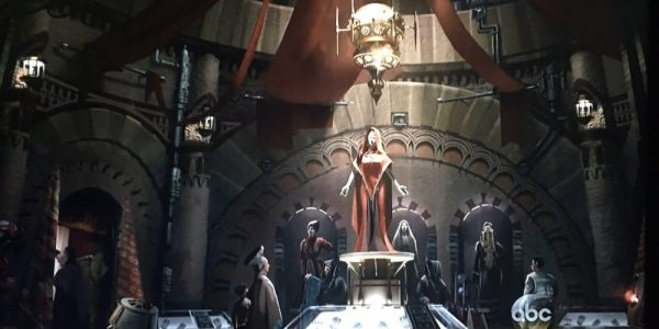 Concept Art Star Wars Land Coming Disneyland And