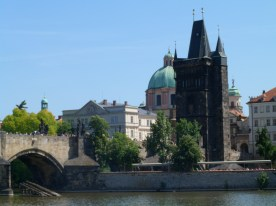 Charles Bridge, Prague May 2012