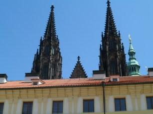 Castle, Prague May 2012