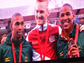 Greg Rutherford wins gold at Glasgow 2014