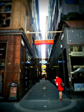 Mitchell Lane in Glasgow