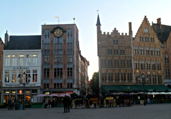 Horse and carriage rides from Markt