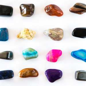 Gemstones and TCM