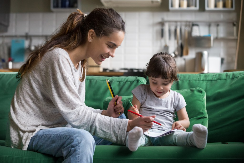 Finding a nanny can be scary, but it can also be rewarding