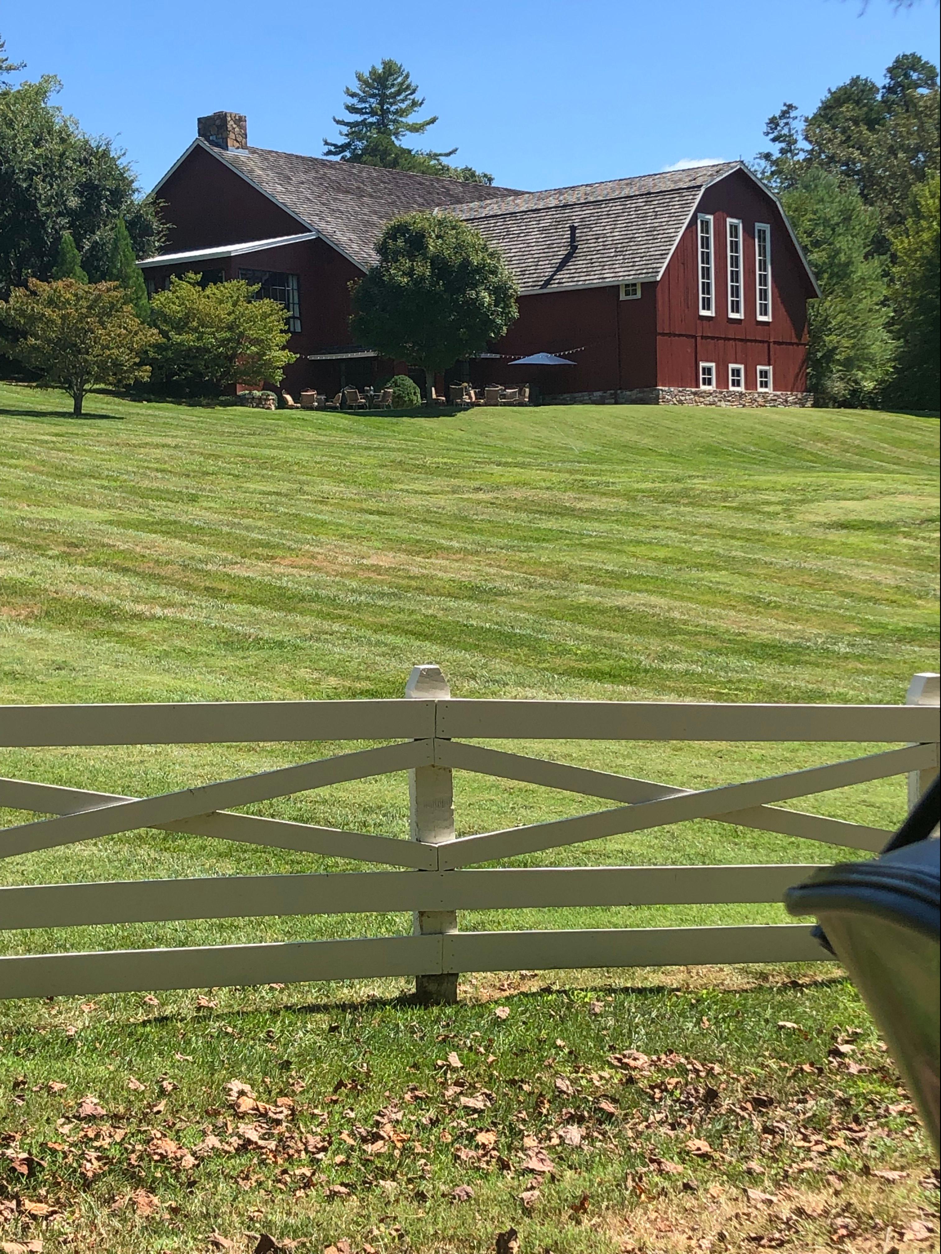 The Barn at Blackberry Farm