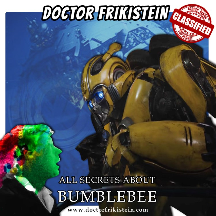 Transformer Autobot Bee