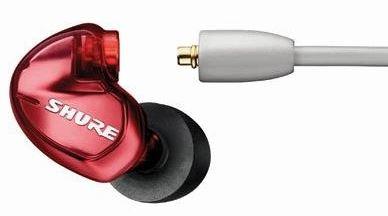 Купить наушники shure se535ltd-bt1 по цене от 26000 руб.. характеристики. фото. доставка