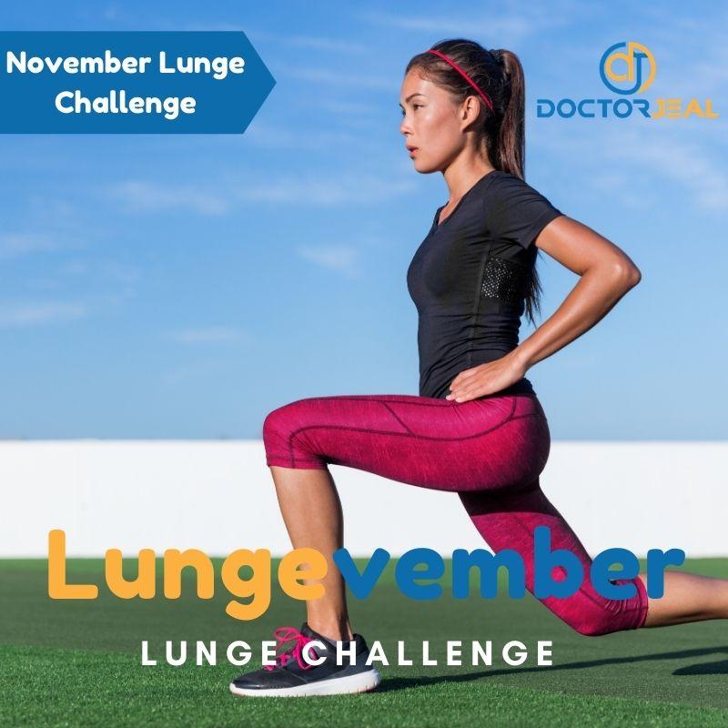 Lungevember Challenge Title Female version