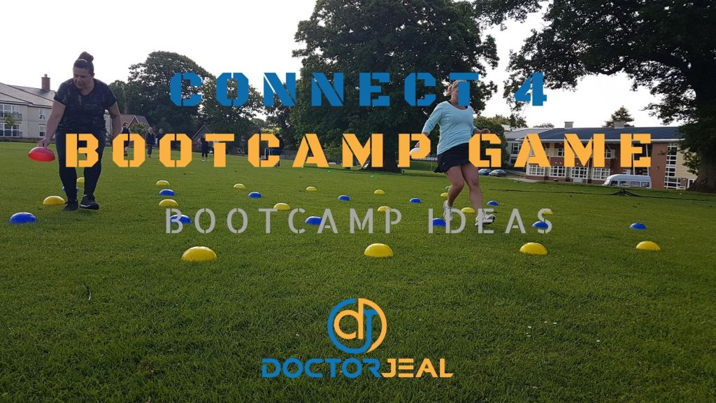Connect 4 Bootcamp Game Title