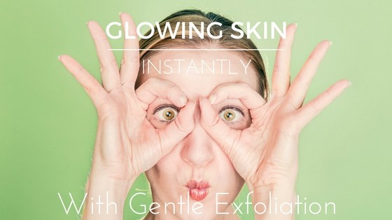 get glowing skin now