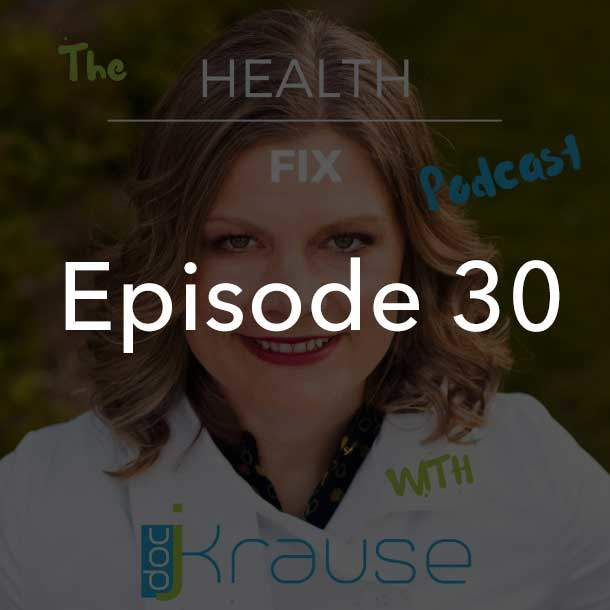Ep 030: Are You Eating The Right Fats?