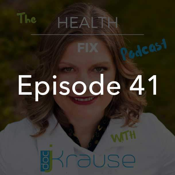 Ep 041: Supplements That Work to Fix Your Broken Brain