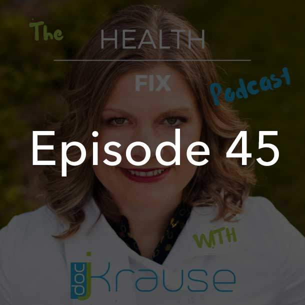 Ep 045: Itching, Rashes? Are your fave foods at fault?