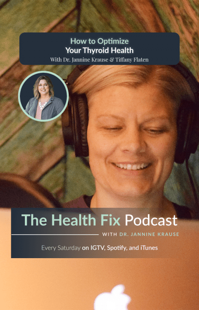 Ep 212: How to Optimize Your Thyroid Health