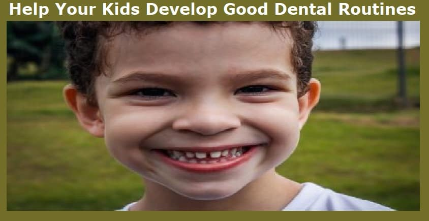 Books to Help Your Kids Develop Good Dental Routines