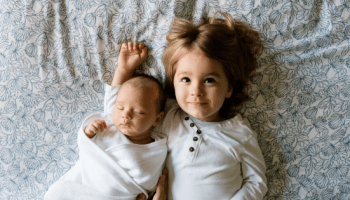newborn and toddler