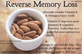 almonds memory