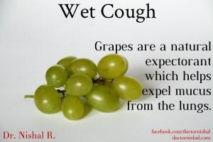 grapes cough
