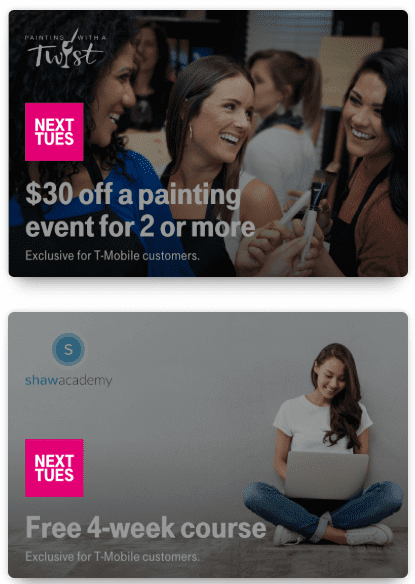 Painting With A Twist Promo Code : painting, twist, promo, Expired], T-Mobile, Tuesday:, Painting, Twist,, Shawacademy, Doctor, Credit