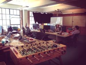 Mendeley football table