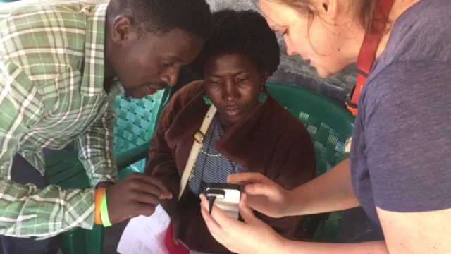 Cupris can also help diagnose ear problems in remote areas and developing countries where an ENT specialist would not be immediately available.