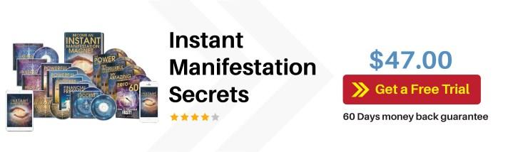 Instant Manifestation Secrets PDF