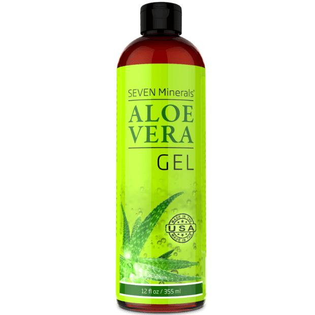 Seven Minerals Aloe Vera Gel