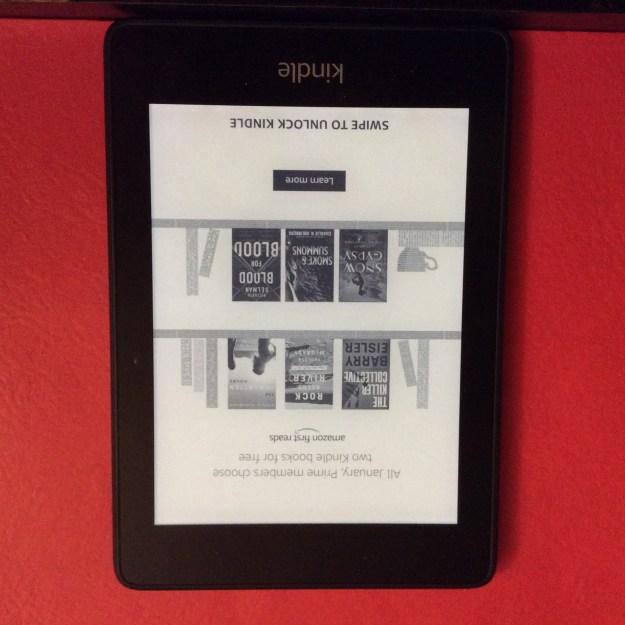 Grandmas Kindle