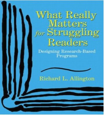 What Matters Most for Struggling Readers