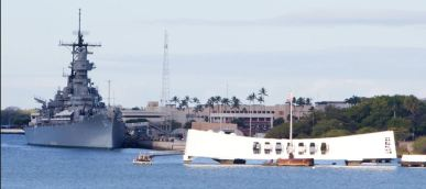 Pearl Harbor BookEnds
