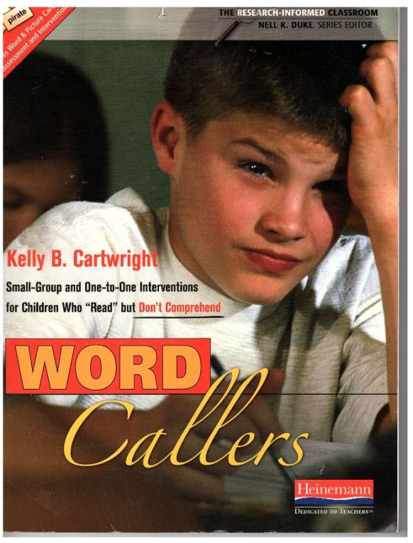 WORD CALLERS 2