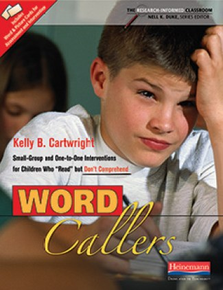 WORD CALLERS COVER