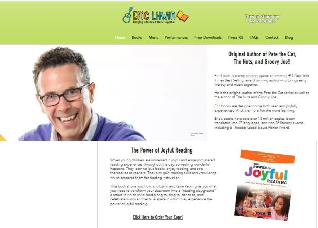 ERIC LITWIN WEBSITE