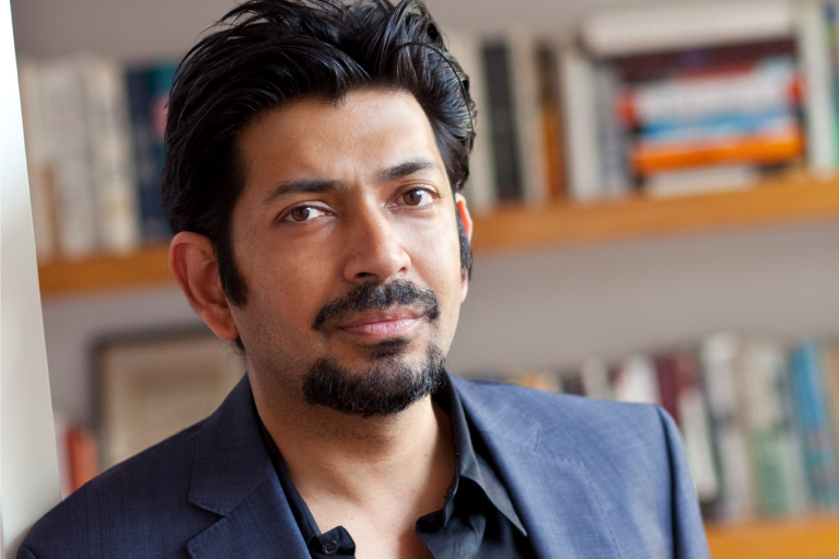 Headshot of the author Siddhartha Mukherjee