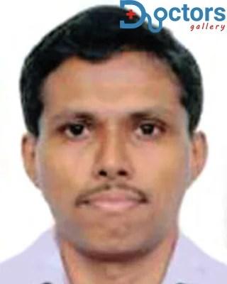 Dr Manohar Giliyar Bairy