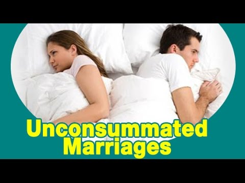 unconsummated marriage