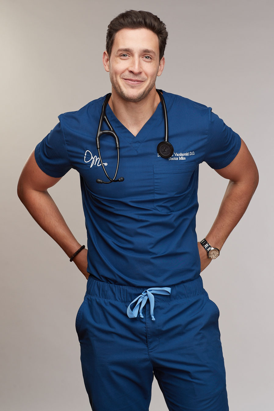 Mikhail Doctor Mike Varshavski DO  Doctors That DO