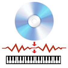 CD Synthesizer Data