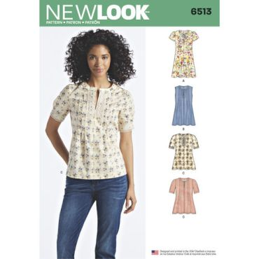 newlook-pleated-top-pattern-6513-envelope-front