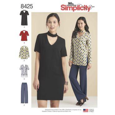 simplicity-choker-collar-pattern-8425-envelope-front