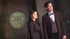 Clara y el Doctor.