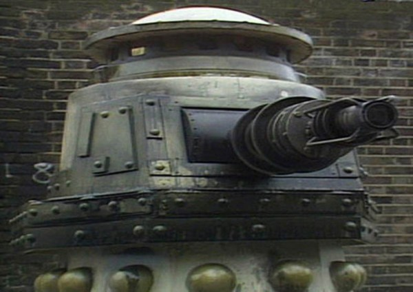 Special Weapons Dalek Doctor World