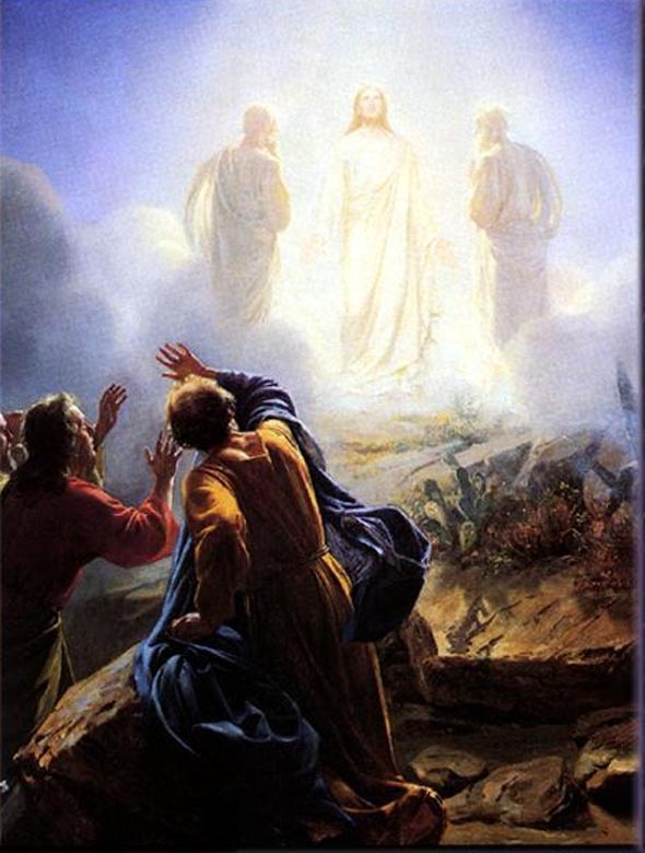 Transfiguration by Bloch (1834-1890