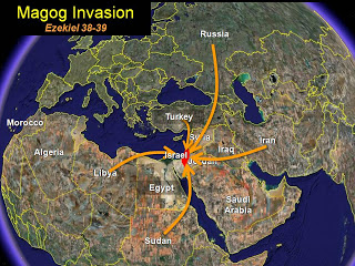 The Weapons and Climate of The Gog & Magog War - Theology in Perspective