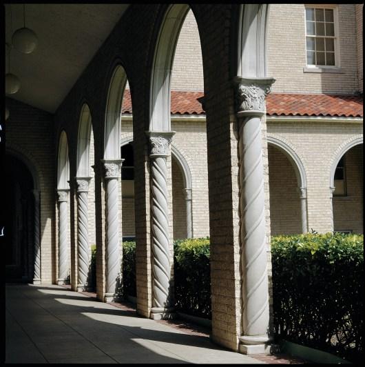 Dallas Seminary Stearns Arches