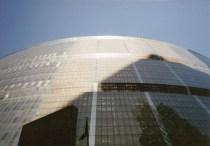UFO, James R. Thompson Center 1, Chicago, USA,