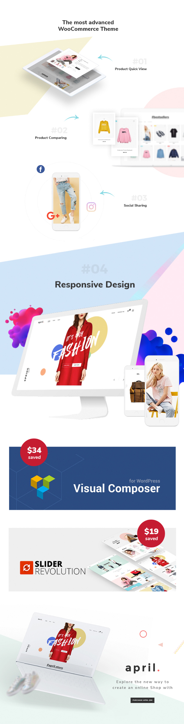 APRIL - Fashion WooCommerce WordPress Theme - 24