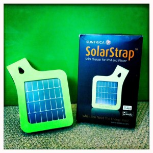 The SolarStrap from @Select_Solar