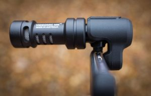 Rode VideoMic Me on the iPhone 6s