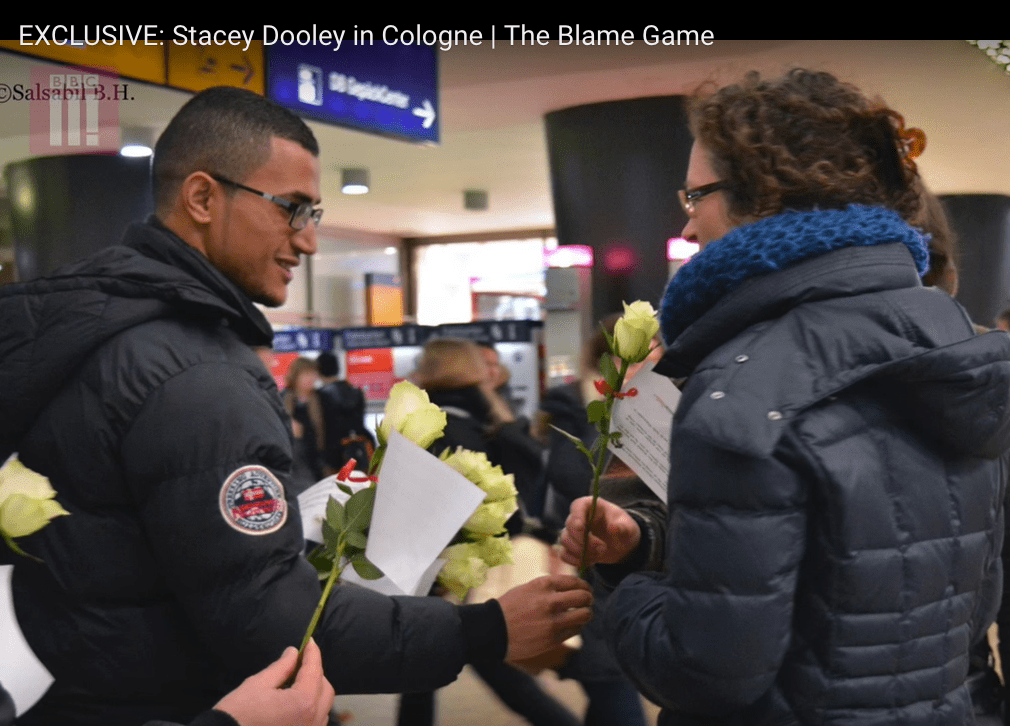 Stacey Dooley in Cologne | The Blame Game